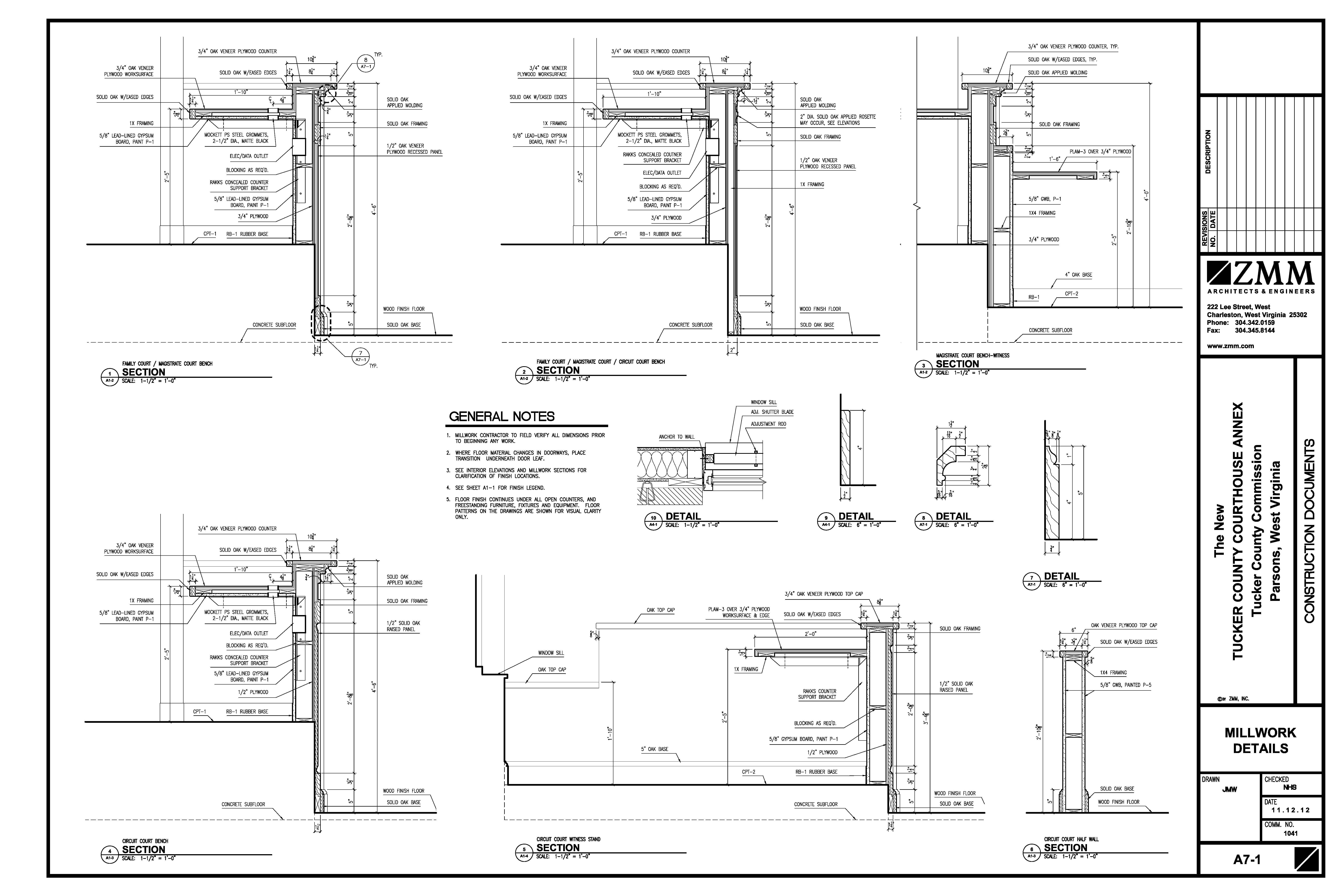 Architectural Design Cabinets